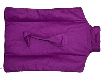 lavender cat carrier