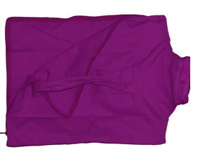 Lavender EZ-Zip Carrier