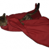Red EZ-Zip Carrier Cat